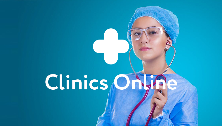 Unified Web portal for clinics