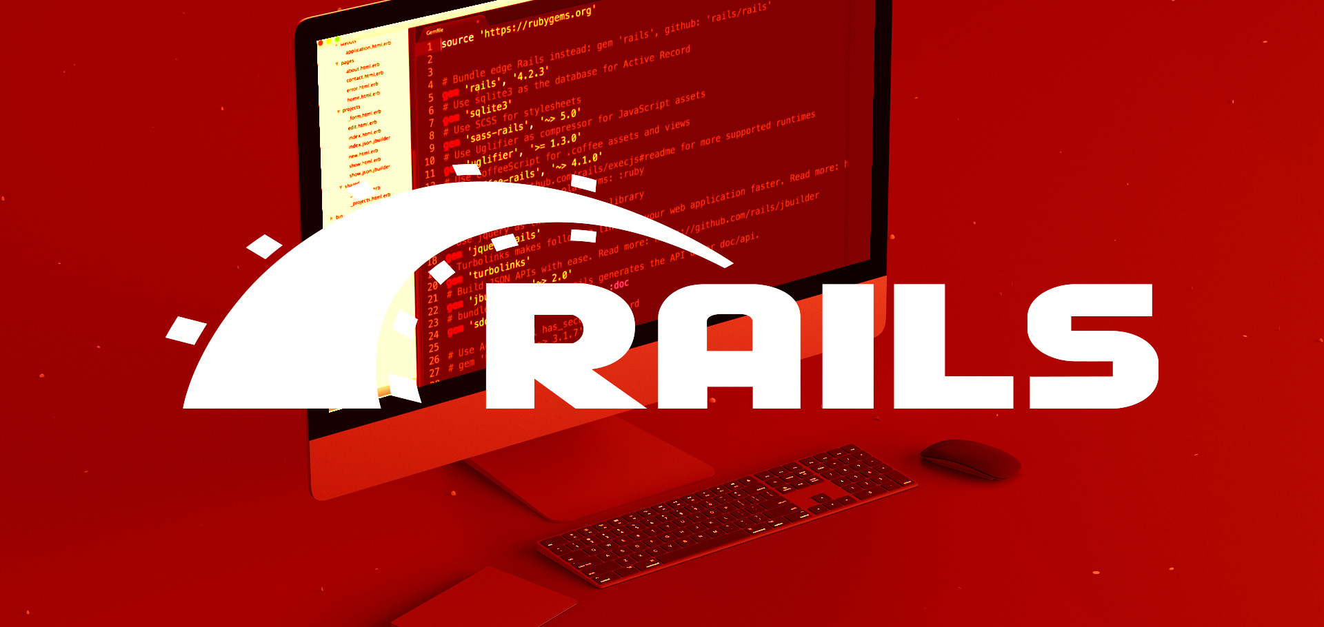 What Type of Projects You Can Easily Build on Ruby on Rails