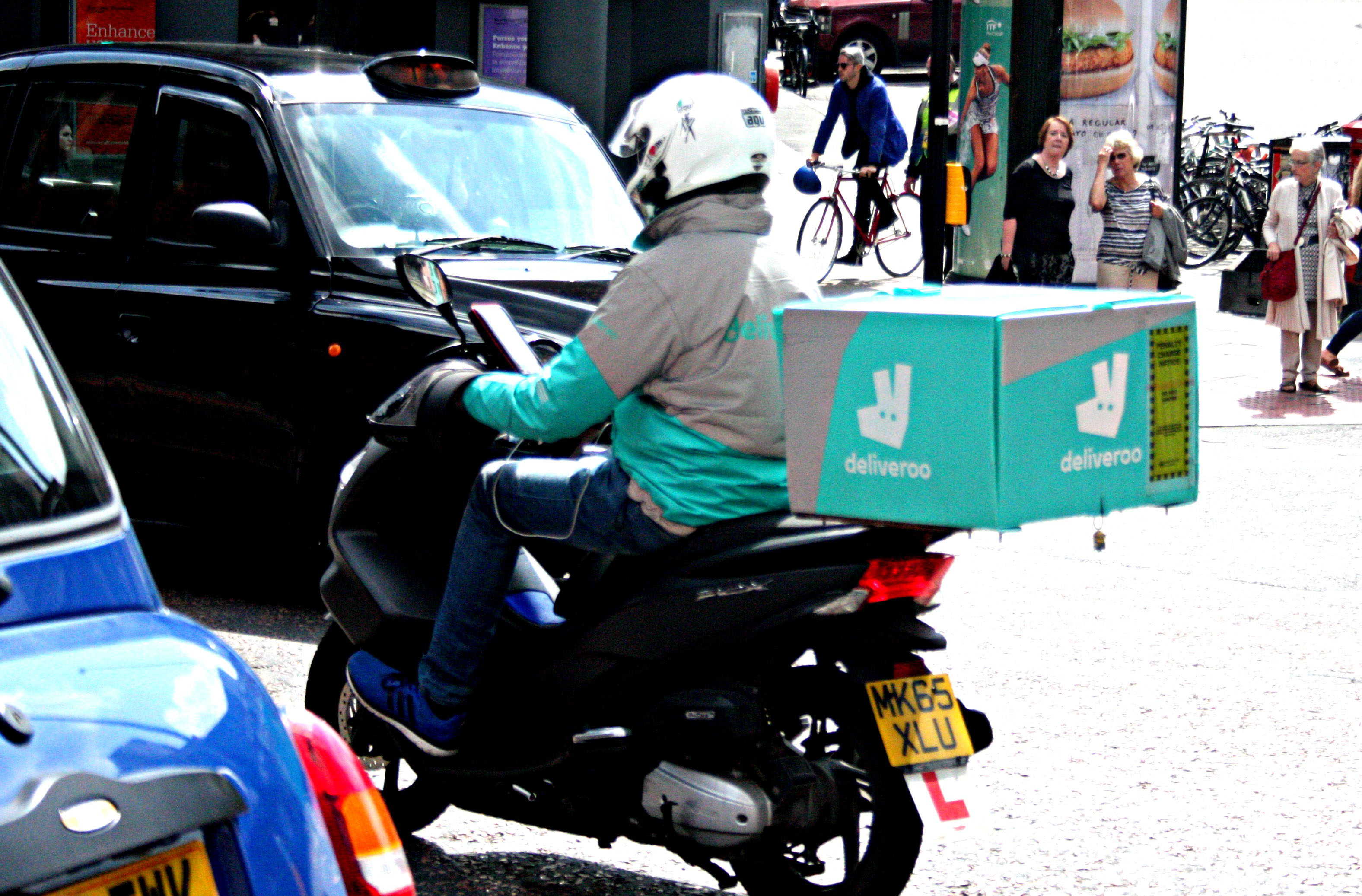 Online Delivery Applications
