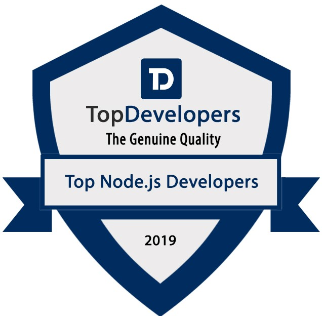 Nodejs top 2019 developers
